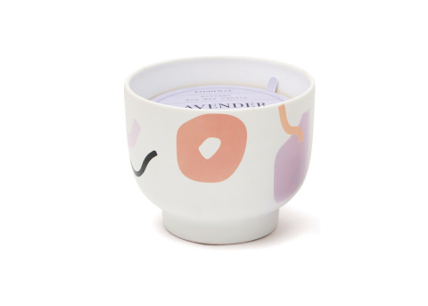 "STORY at Macy's launches ""Feel Good STORY,"" the latest theme of the narrative-driven retail concept inside 36 Macy's stores nationwide. Paddywax, Wabi Sabi Lavender Mimosa Candle, $32 (Photo: Business Wire)"