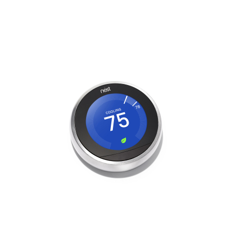Macy's offers the perfect holiday gift with incredible Cyber Week deals on fashion, home, beauty, and tech items; $179.99 Nest Learning Thermostat 3rd Generation, while supplies last. (Photo: Business Wire)