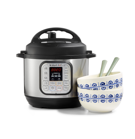 Macy's offers the perfect holiday gift with incredible Cyber Week deals on fashion, home, beauty, and tech items; $79.99 Instant Pot, while supplies last. (Photo: Business Wire)