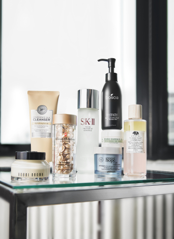 Macy's incredible fall assortment of fashion, accessories, home and beauty is full of perfect pieces to make shoppers feel remarkable. Skincare by concern, $18-$229 (Photo: Business Wire)
