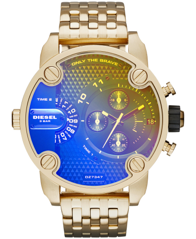 Find amazing deals for the whole family this Black Friday at Macy's; Diesel Little Daddy Watches For Him, $199.00. (Photo: Business Wire)