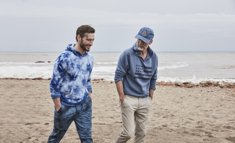 Macy's spring 2019 remarkable fashion, beauty and home assortment is inspired by coastal culture and individuality. Weatherproof Vintage hoodie, $69.50; American Rag hoodie, $45. (Photo: Business Wire)