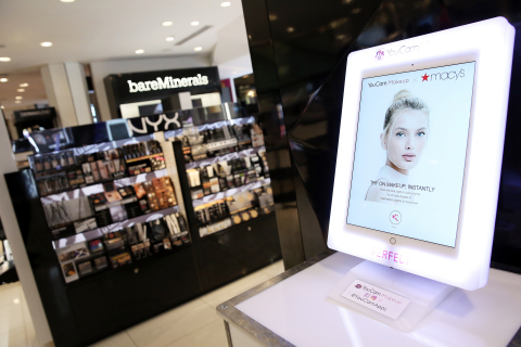 Find Your Beautiful at Macy's this spring, where fresh initiatives enhance the shopping experience in stores and online at macys.com/beauty. (Photo: Business Wire)