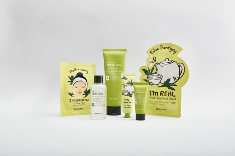 Make this Mother's Day extra special with thoughtful gifts across fashion, home and beauty from Macy's. TonyMoly Hydration Heroes Green Tea Skincare Set, $39. (Photo: Business Wire)