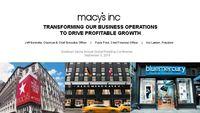 Goldman Sachs Annual Global Retailing Conference Presentation