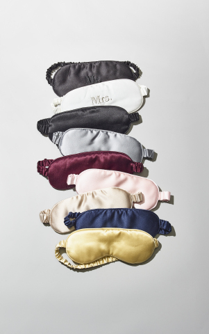 Discover gifts that you'll love to give in every price point at Macy's; Silken Slumber Eye Mask, $20.99 (Photo: Business Wire)