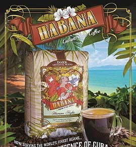 Balon International Corp. (Habana Coffee)