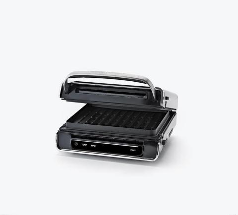 Macy's is the destination for top gifts at every price for everyone on the list; George Foreman Atmosphere Smokeless Digital Smart Select Grill, $162.99 (Photo: Business Wire)