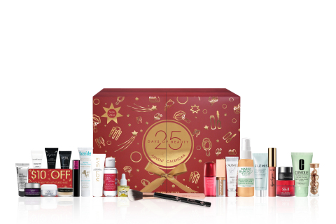 Macy's is the destination for top gifts at every price for everyone on the list; Created for Macy's Beauty Advent Calendar, $99.00 (Photo: Business Wire)