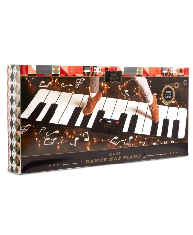 Macy's has everything you need this holiday season; FAO Schwarz Giant Piano $85 (Photo: Business Wire)