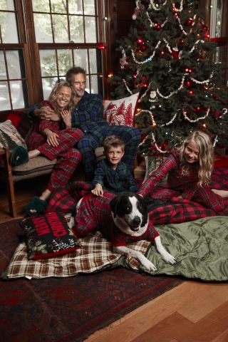 Find the best gift in fashion, beauty, home and toys this holiday season at Macy's; Family Pajamas $19.99 - $39.99 (Photo: Business Wire)