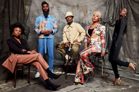 Macy's launches Icons of Style: A collab with five Black designers to help move the world of fashion forward. Featuring Zerina Akers, Allen Onyia, Ouigi Theodore, Misa Hylton, and Aminah Abdul Jillil, $35.00 -$159.00 (Photo: Business Wire)