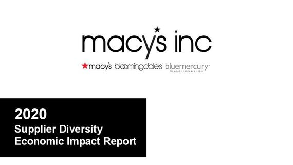 PDF preview of our latest supplier diversity economic impact report