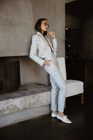 Introducing Danielle Bernstein for Macy's, a new collection by the fashion influencer and founder of WeWoreWhat. Available now at 175 Macy's stores and online at macys.com, $49.00 - $99.00 (Photo: Business Wire)