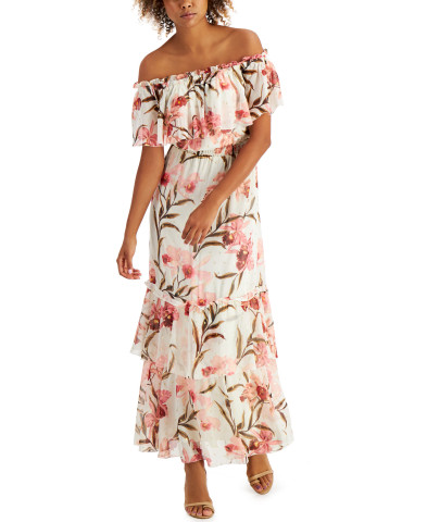 20 percent of the purchase price of Elizabeth's I.N.C. maxi dress will benefit Make-A-Wish, through Dec. 31 (Photo: Business Wire)