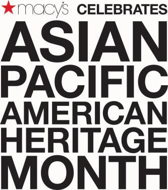 Macy's celebrates Asian Pacific American Heritage Month with special guests and a focus on the art of comedy (Graphic: Business Wire)