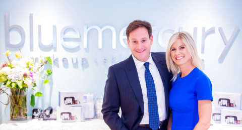 Barry Beck COO and Marla Beck CEO, Bluemercury, Inc. (Photo: Business Wire)